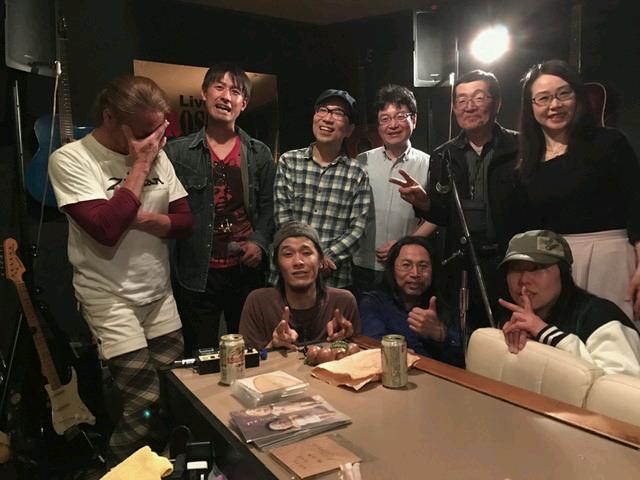 2018.5.13(日)主宰『自鳴のゆくえ』#35盛岡クロスロードライブ無事終了!
