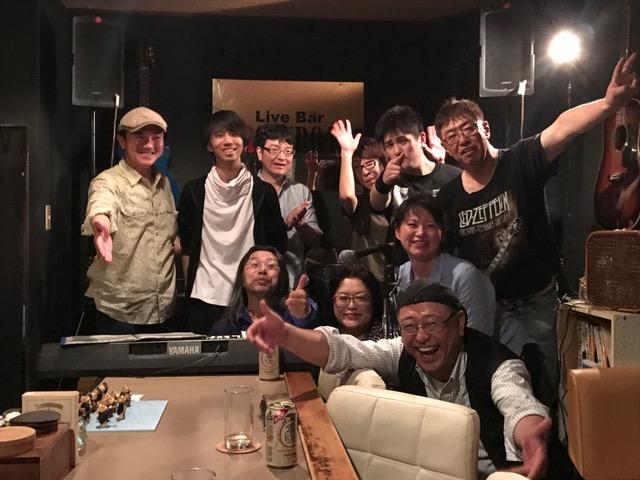 2018.6.10(日)主宰『自鳴のゆくえ #37』盛岡クロスロード無事終了!